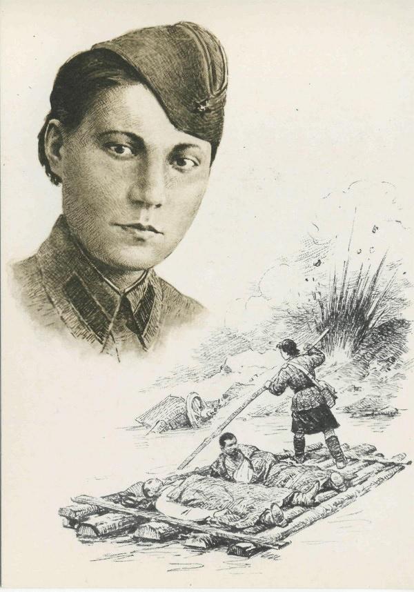 Открытки женщины герои войны, про орифлейм смешные
