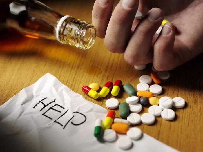 наркомания и алкоголизм в работе